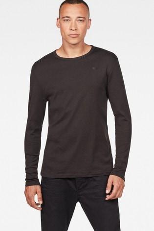 G-Star Grey Base HTR T-Shirt