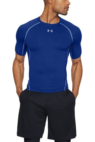 spiegazzato Scimmia Fucina  Buy Under Armour HeatGear Amour T-Shirt from the Next UK online shop