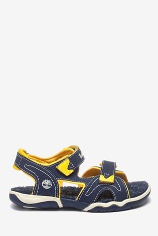 Navy/Yellow Adventure Seeker 2 Strap