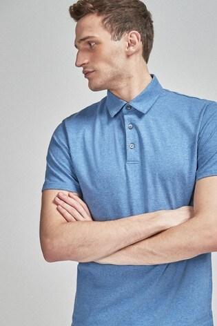 Light Blue Poloshirt
