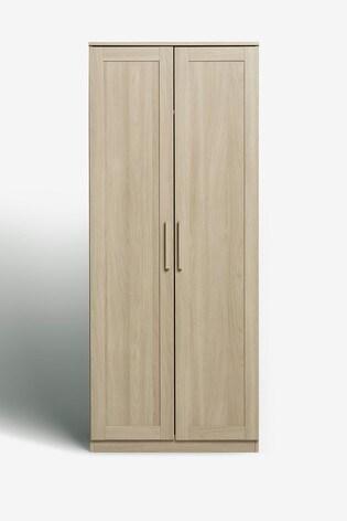 Flynn Double Wardrobe