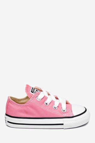 Converse Chuck Taylor All Star Infant Low Trainers