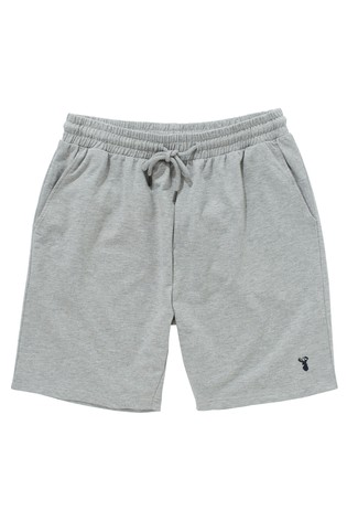 Grey Shorts Lightweight Loungewear