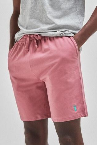 Pink Lightweight Shorts