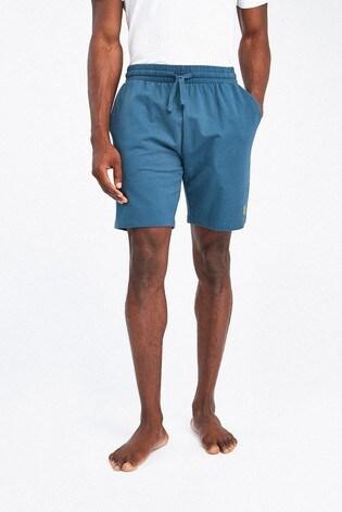 Blue Lightweight Shorts