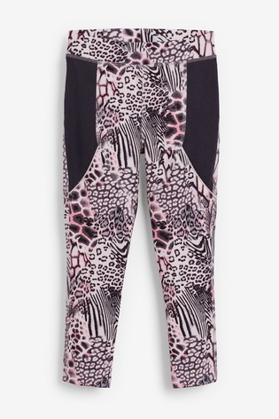 Animal Sports Leggings (3-16yrs)