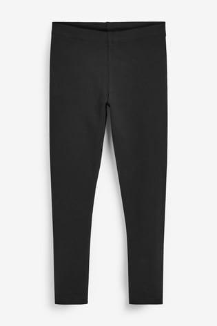Black 1 Pack Leggings (3-16yrs)