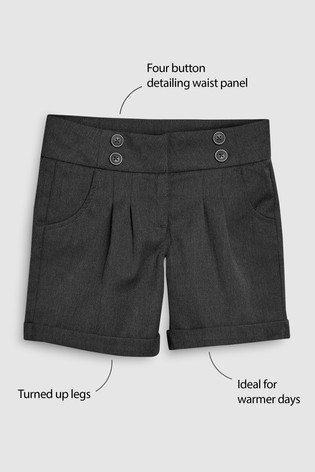 Grey Shorts (3-16yrs)
