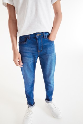 Blue Carrot Fit Five Pocket Jeans (3-16yrs)