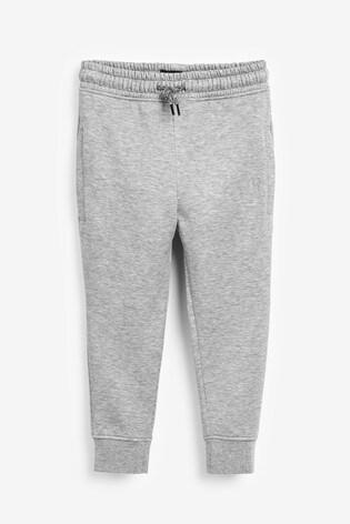 Grey Skinny Fit Cuffed Joggers (3-16yrs)