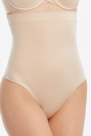 SPANX® Medium Control Suit Your Fancy High Waisted Thong