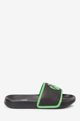 Black Xbox Sliders (Older)