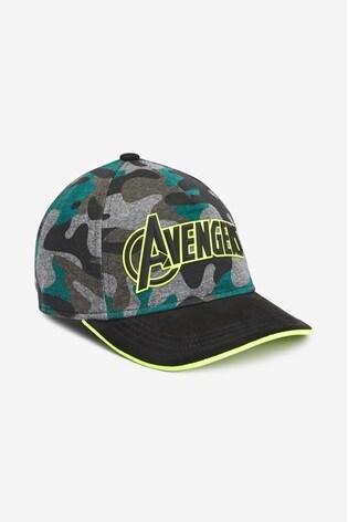 Camouflage Avengers Cap (Older)