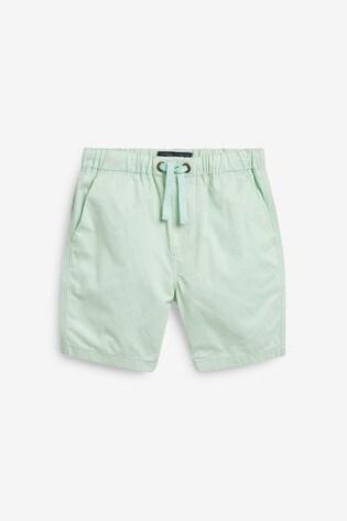 Mint Pull-On Shorts (3-16yrs)