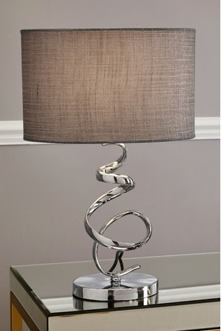 Ribbon Small Touch Table Lamp
