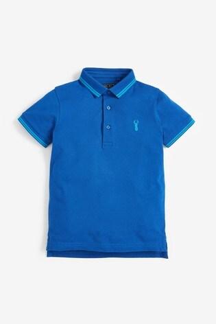 Cobalt Poloshirt (3-16yrs)