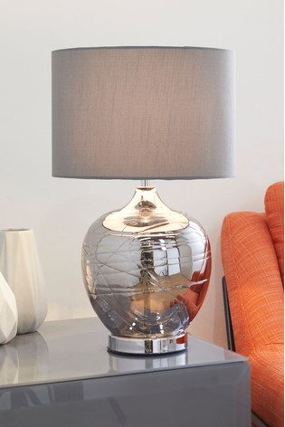 Drizzle Touch Large Table Lamp