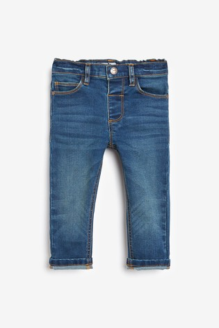 Tint Regular Fit Jeans With Stretch (3mths-7yrs)