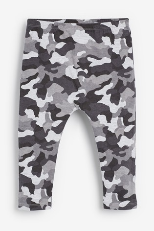 Camo 3 Pack Leggings (3mths-7yrs)
