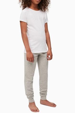 Calvin Klein Girls Modern Cotton Pyjama Set