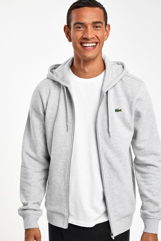 Lacoste® Full Zip Hoody