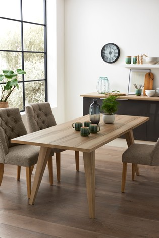Barton 6-8 Seater Extending Dining Table