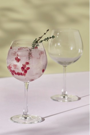 Nova Set of 2 Gin Glasses