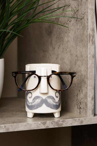 Novelty Glasses Pot