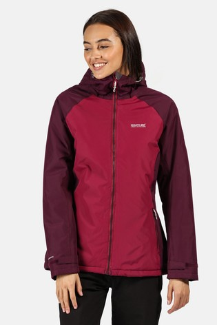 Regatta Purple Voltera Protect Heated Waterproof Jacket