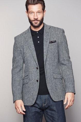 Black Regular Fit Pique Poloshirt