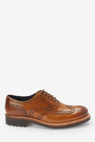 Joules Oxford Brogue Shoes