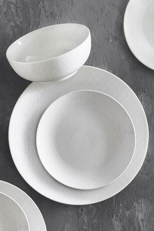 Mila 12 Piece Dinner Set