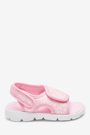 Pink Beach Sandals (Younger)