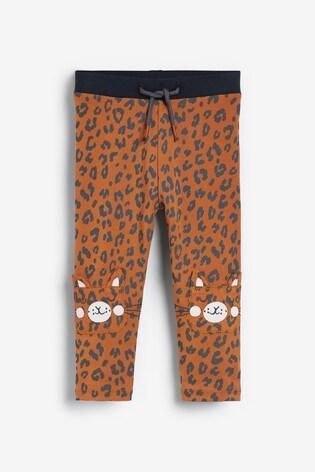 Ginger Animal Print Leggings (3mths-7yrs)