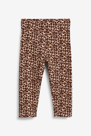 Animal Print Leggings (3mths-7yrs)