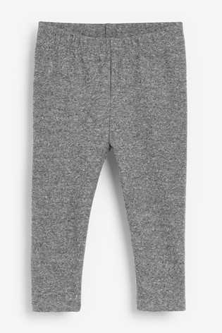 Charcoal Soft Touch Leggings (3mths-7yrs)