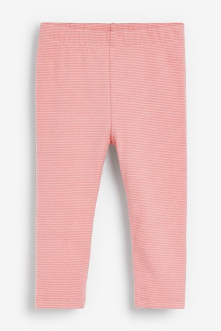 Pink Soft Touch Leggings (3mths-7yrs)