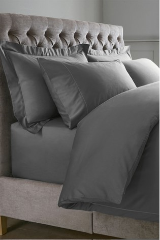 300 Thread Count 100% Cotton Sateen Collection Luxe Duvet Cover And Pillowcase Set