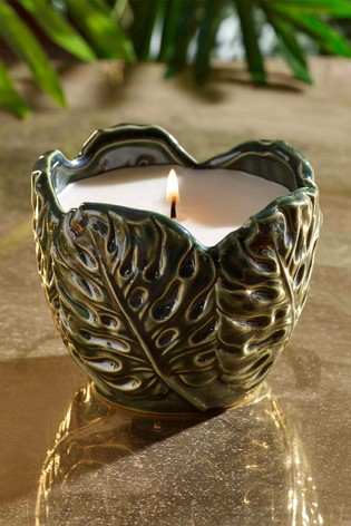 Pomelo & Ginger Shaped Candle