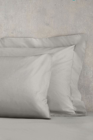 Set of 2 Cool Touch TENCEL™ 200 Thread Count Pillowcases