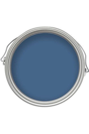 Chalky Emulsion Flanders Blue 2.5L Paint by Craig & Rose