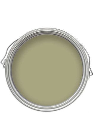 Chalky Emulsion Tapestry Green 2.5L Paint by Craig & Rose