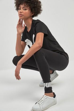 Puma® Black Essentials Leggings