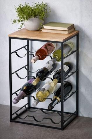 Bronx Floor Standing Wine Rack