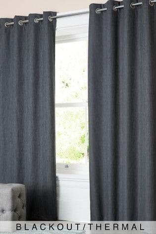 Benton Eyelet Blackout/Thermal Curtains