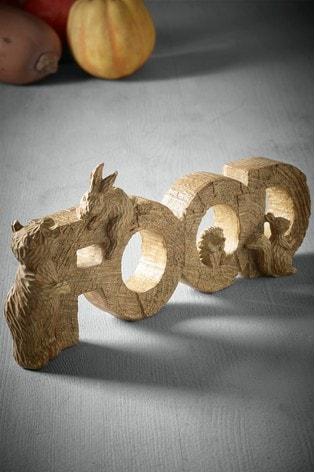 Food Decorative Word
