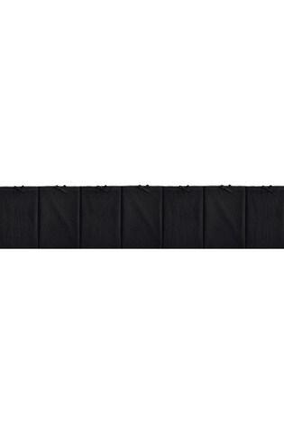 Black Cotton Shorts Seven Pack