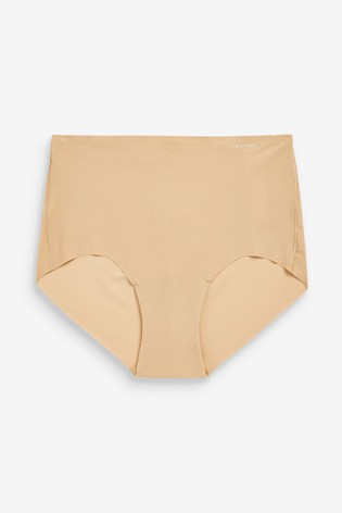 Calvin Klein Invisibles High Waist Hipster Briefs