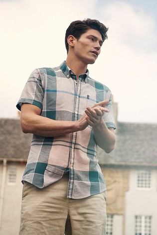 Barbour® Douglas Short Sleeve Shirt