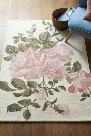 Rose Watercolour Rug